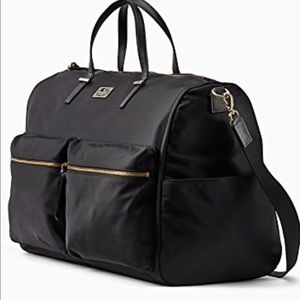 Kate Spade Wilson road nylon Carmella travel bag